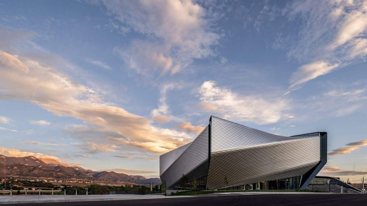 Музей розкинувся неподалік центру Колорадо
