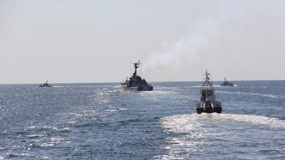 Які провокації РФ зафіксували під час навчань Sea Breeze-2020