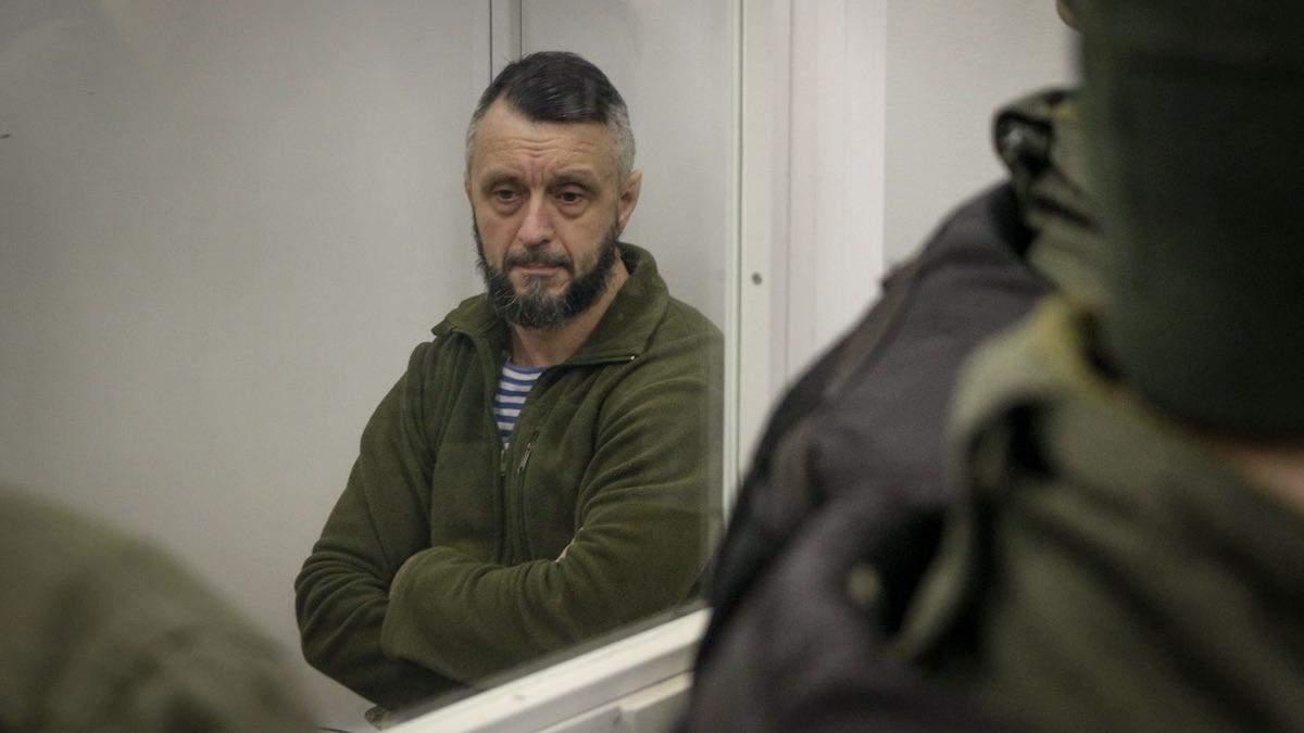 Вбивство Шеремета: Антоненко готовий до слідчого експерименту, але є умова