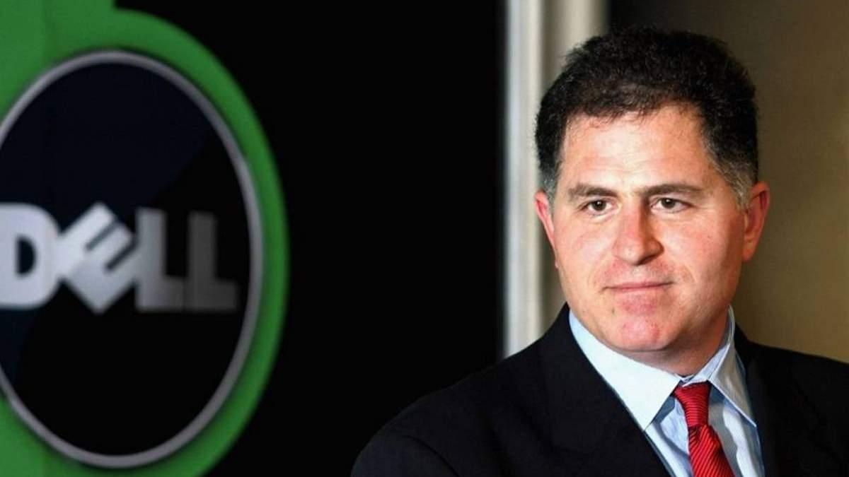Майкл Делл: история основателя Dell, который в 20 заработал 73 миллиона
