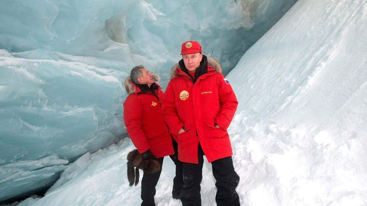 Росія хоче повернутись до Арктики