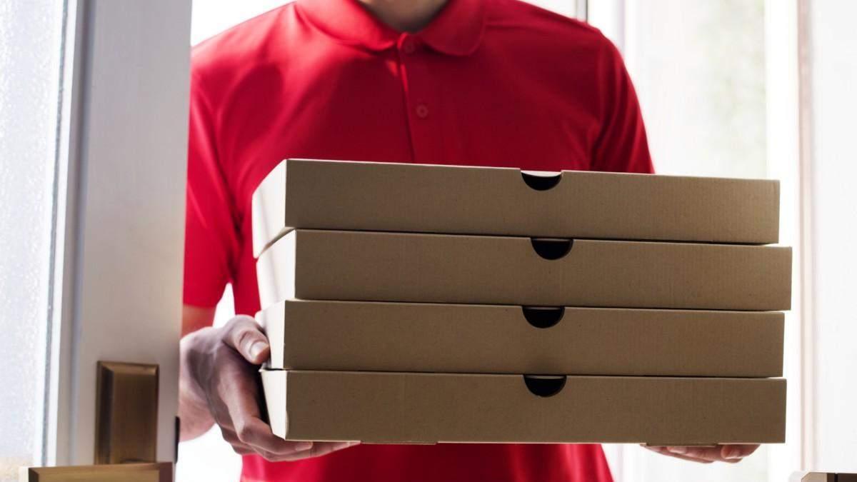 В Виннице стреляли в курьера пиццы / Иллюстративное фото