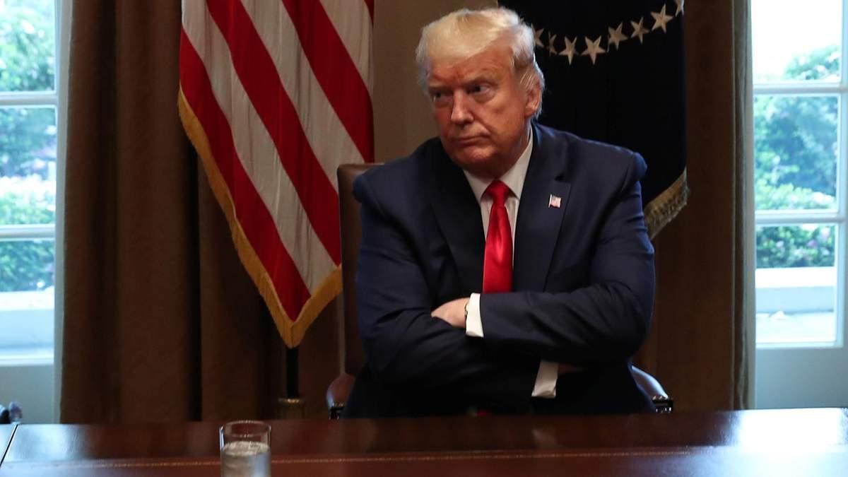 Трамп запропонував перенести вибори президента США