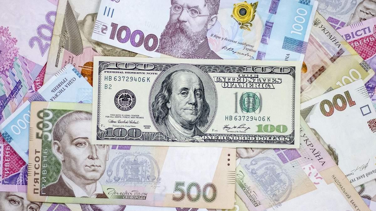 Курс доллара, евро – курс валют НБУ на 31 июля 2020