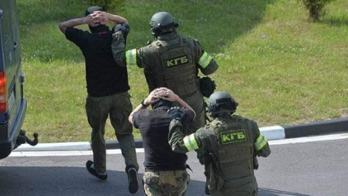 Вагнерівці в Білорусі: Мінськ просить перевірити причетність затриманих до злочинів в Україні