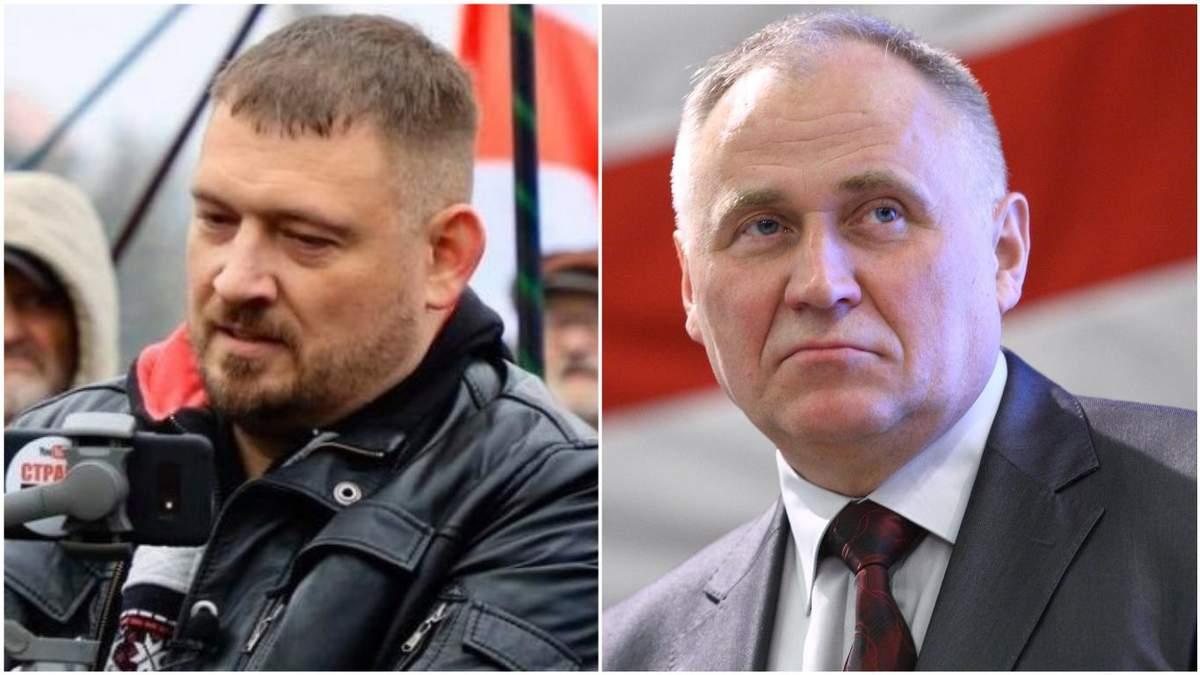 Затриманих вагнерівців пов'язують з опонентами Лукашенка на виборах