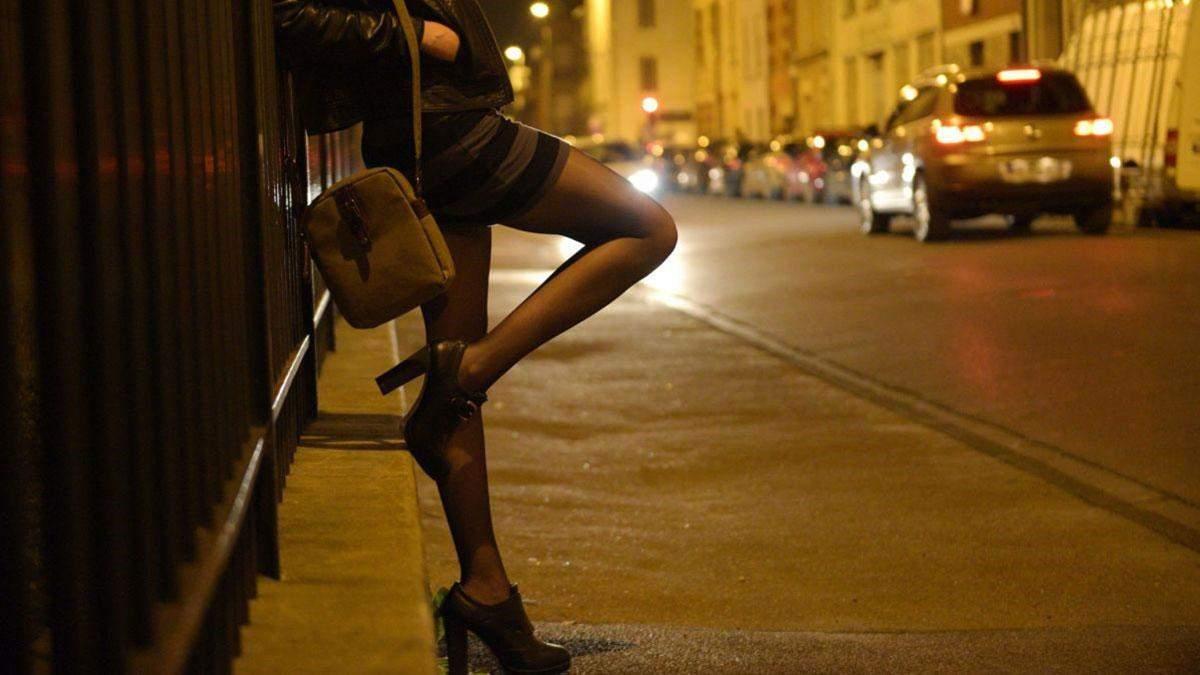 В Германии подали официальную статистику проституток-украинок