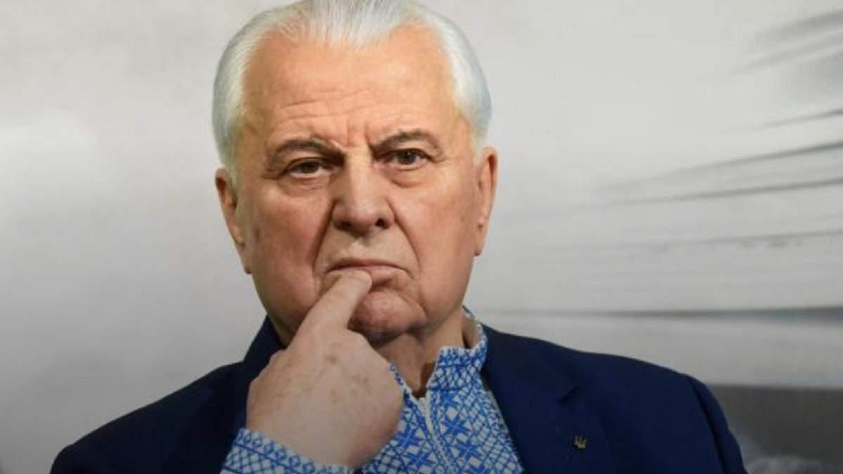 Кравчук не исключает кадровых изменений в украинской делегации ТКГ
