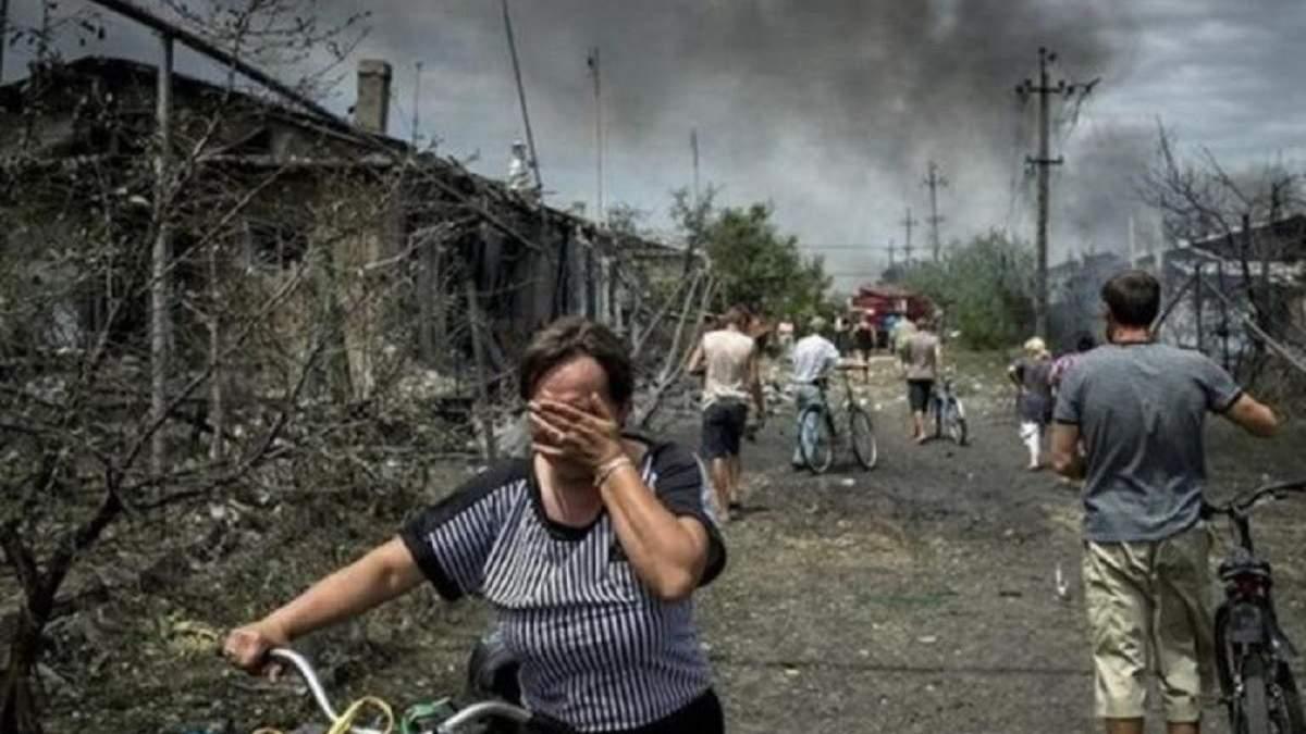 Скільки мирних мешканців постраждали на Донбасі у 2020