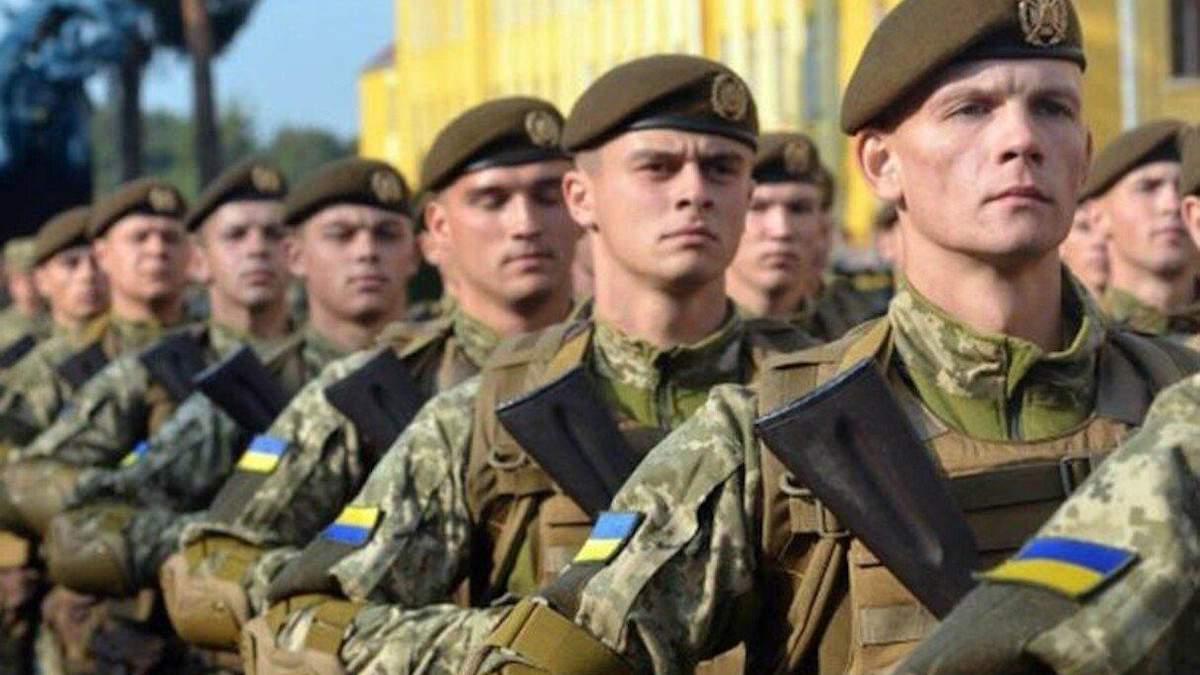 У ЗСУ змінили правила носіння військової форми