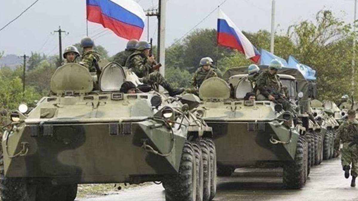 У Росії хочуть офіційно постачати зброю на Донбас
