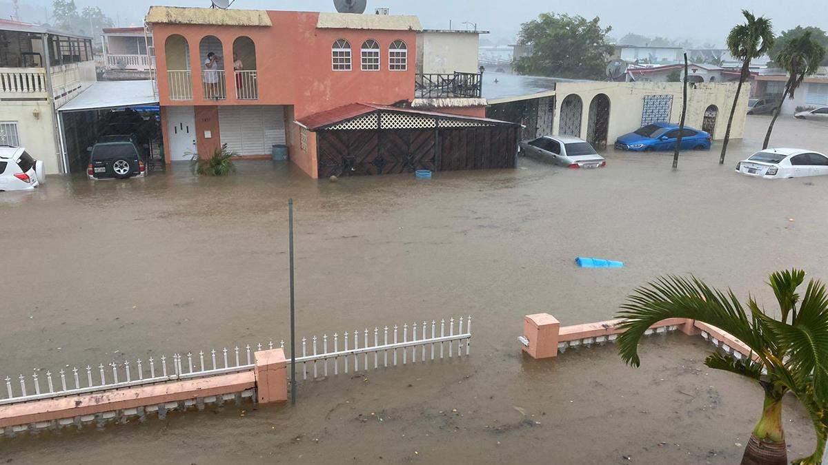 Ураган Исаиас накрыл Пуэрто-Рико 30 июля 2020 – фото, видео