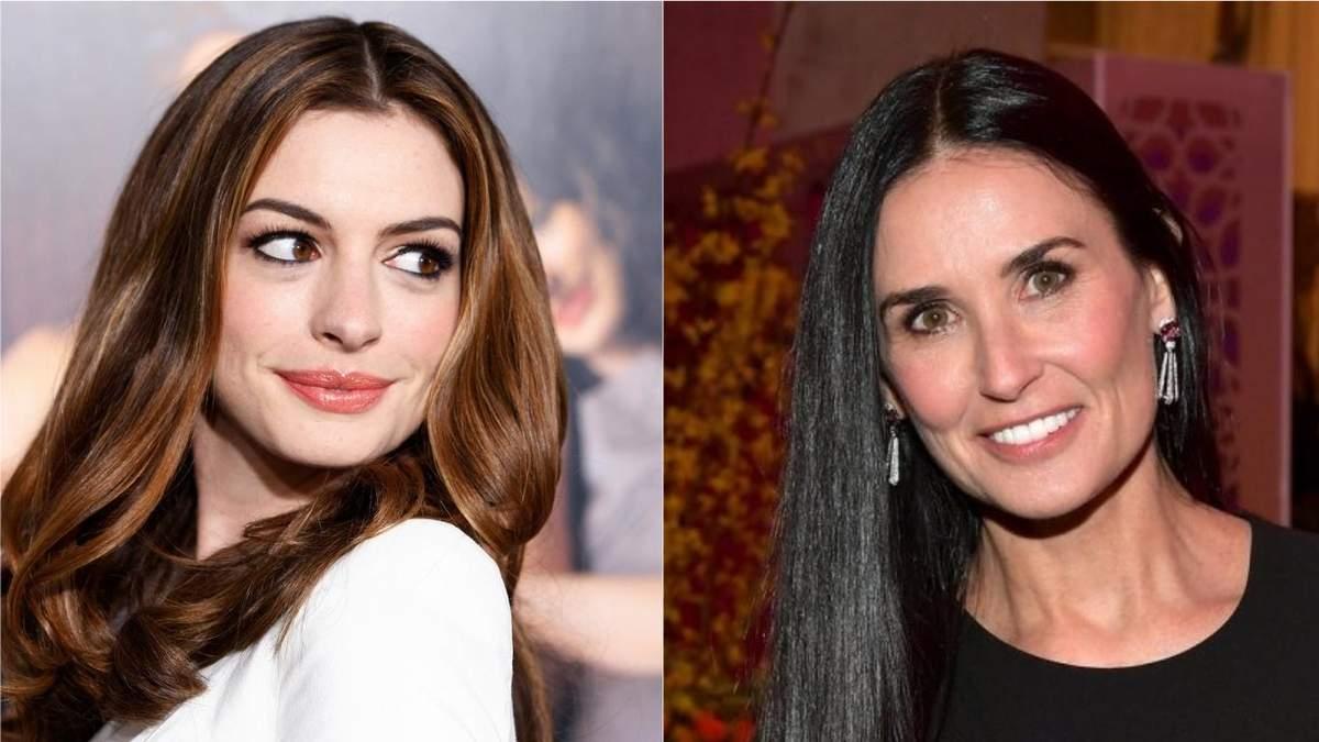 Акторки, які поголили голову для ролей в кіно