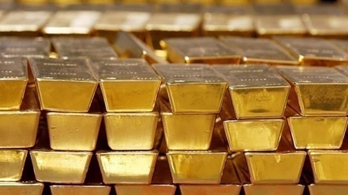 Золото ставит новые рекорды