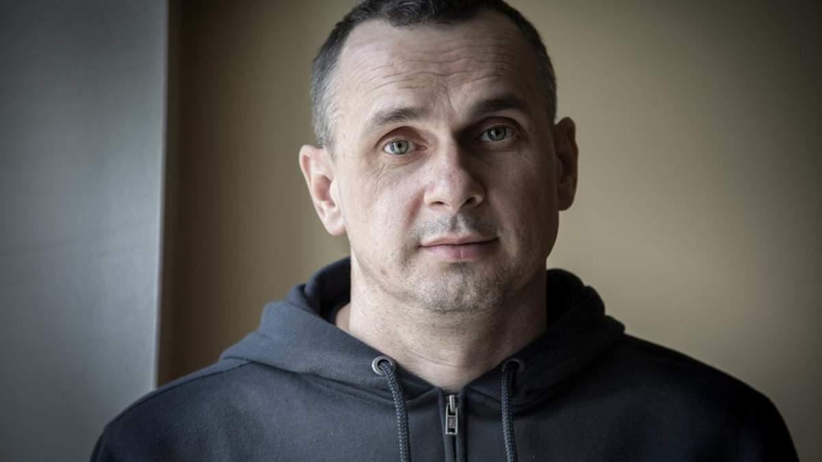 Олег Сенцов підтримав протести білорусів