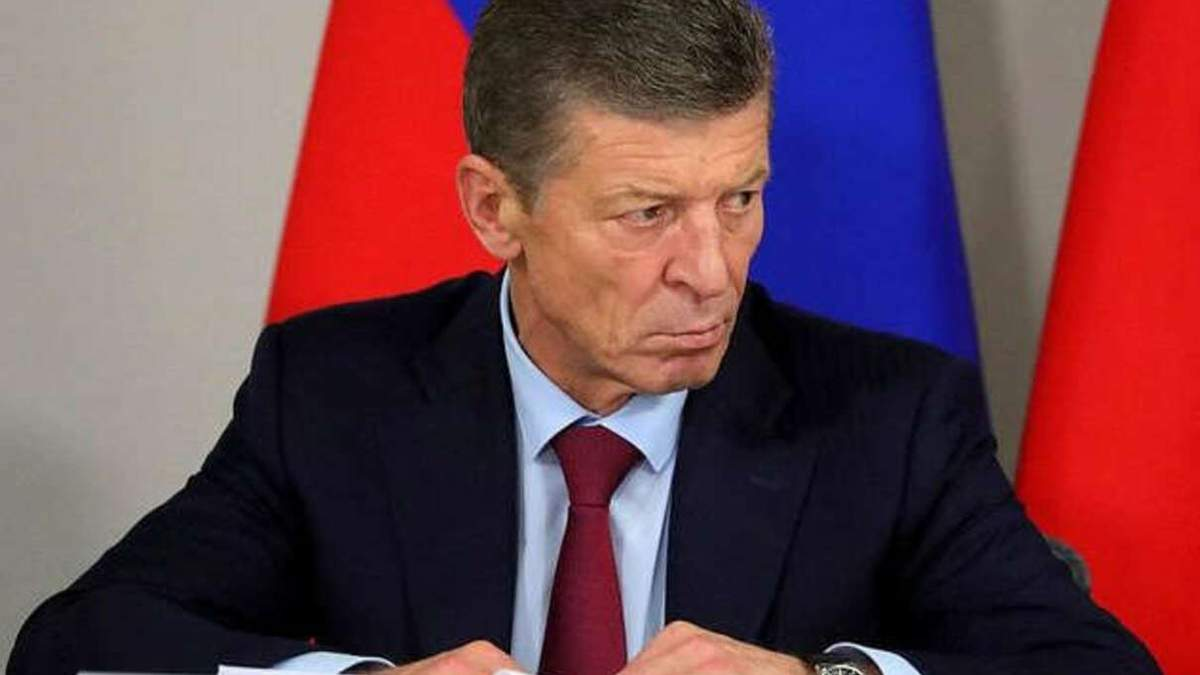 Росія не виходить з переговорів щодо Донбасу: реакція на заяву Козака