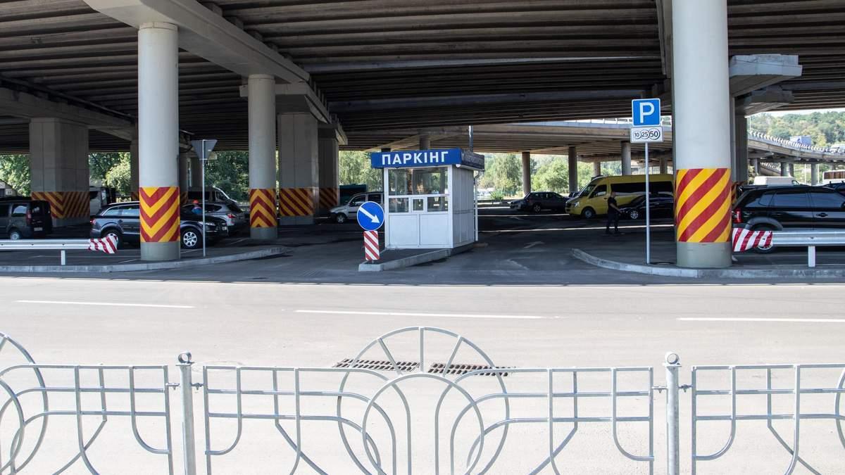 Анонсовано відкриття нових паркінгів