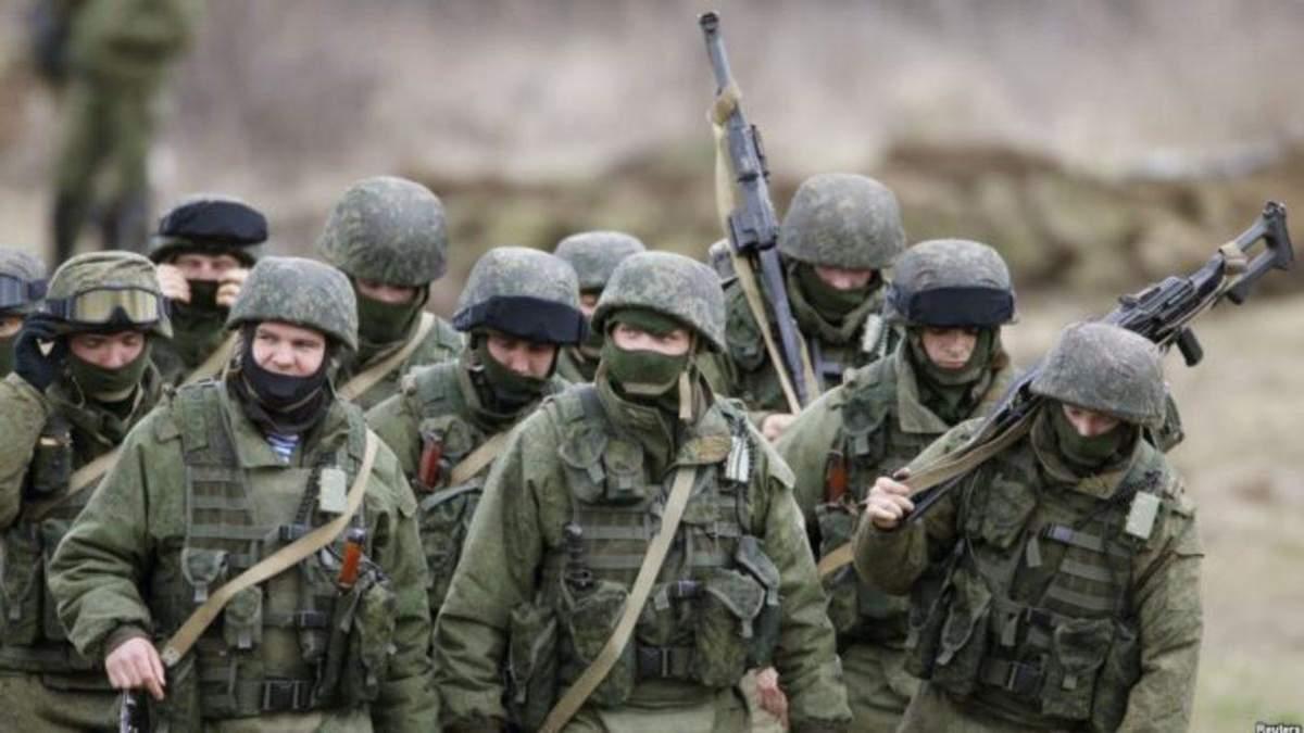 На Донбассе оккупанты проводят ротацию подразделений, - разведка