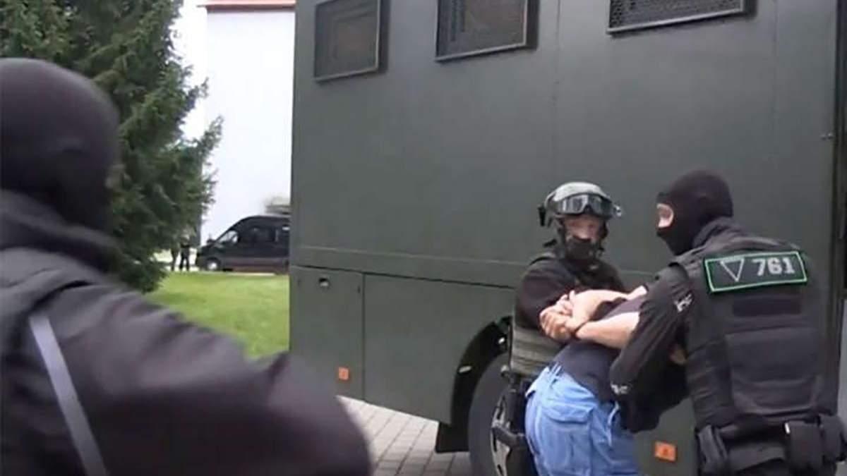 Затримані бійці ПВК Вагнера: прізвища та фото бойовиків