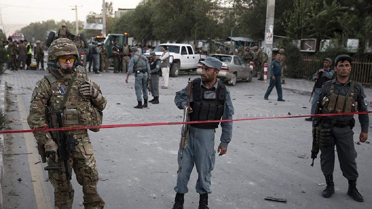Теракт в Афганістані 30.07.2020: є загиблі