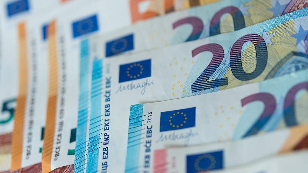 Готівковий курс євро, долара на 31 липня 2020 – курс валют