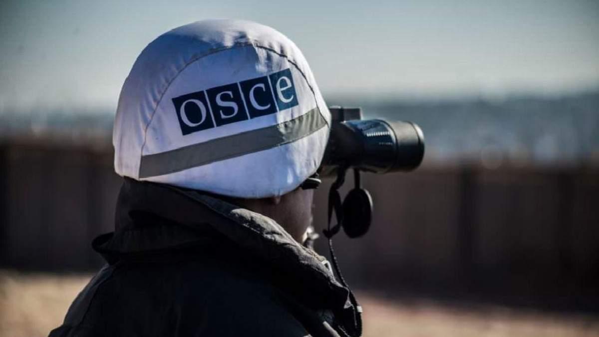 Перемир'я на Донбасі: в ОБСЄ стурбовані порушеннями режиму припинення вогню