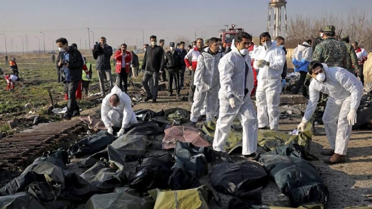 Катастрофа МАУ: коли відбудеться другий етап переговорів з Іраном