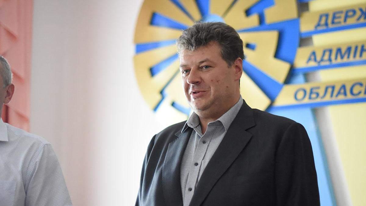 Голова Житомирської ОДА зізнався, що його найбільша перемога – одруження