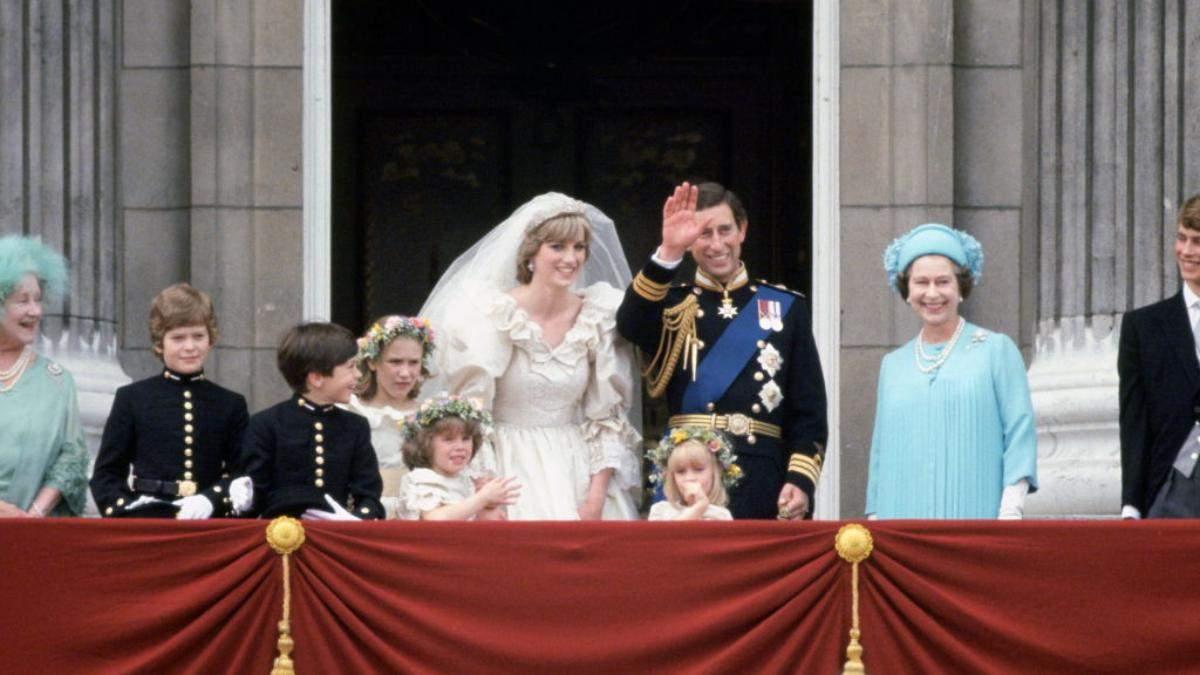 Королівські весілля у Великій Британії