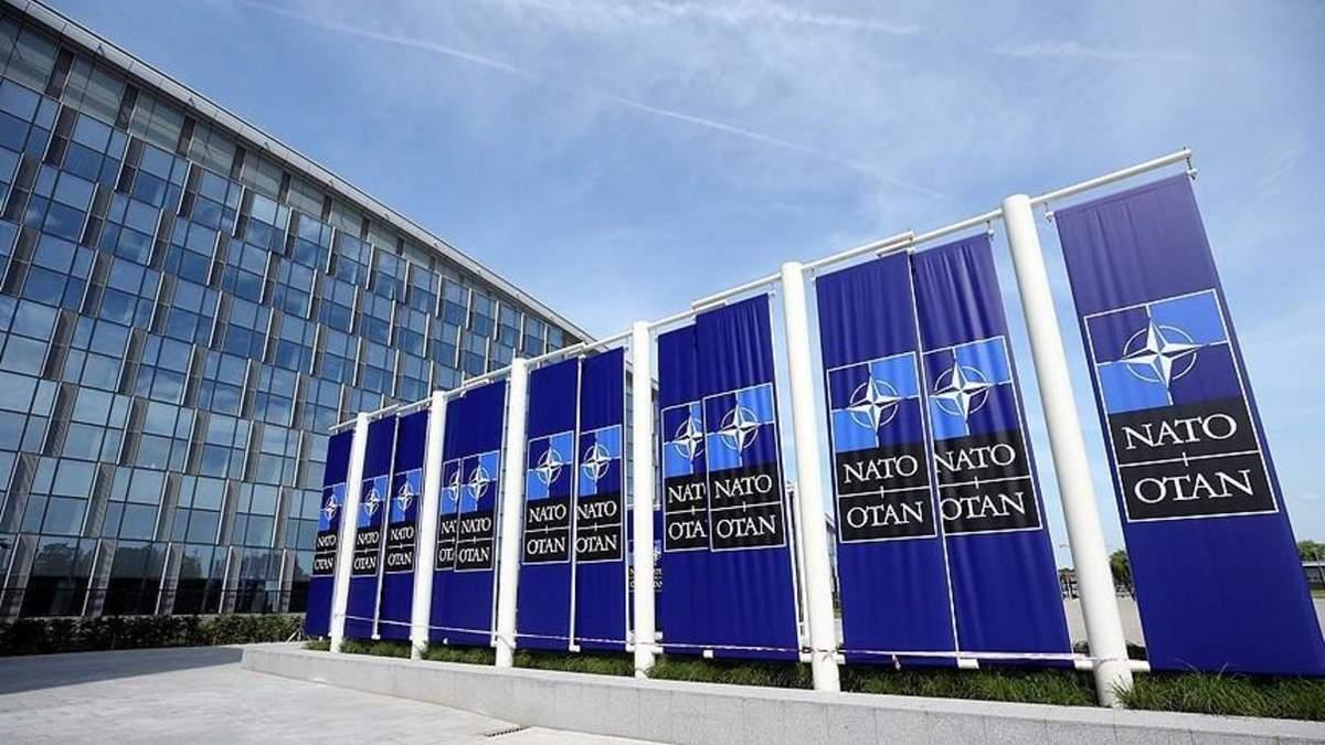 Украина хочет участвовать в разработке стратегии НАТО-2030