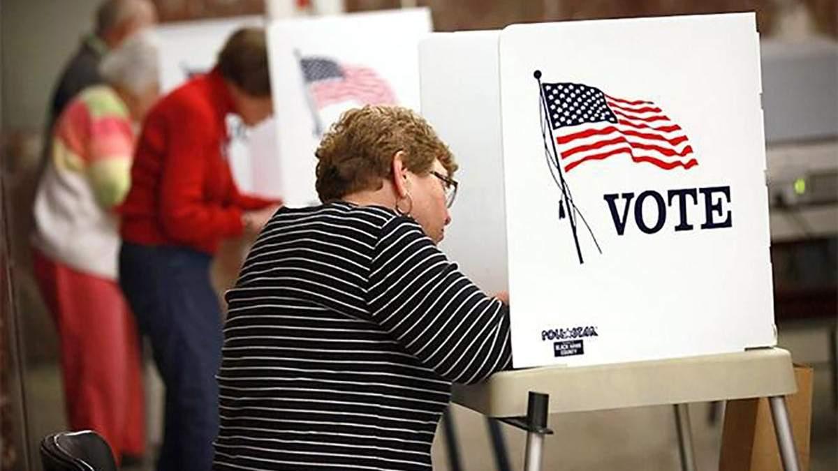 На украинском языке впервые проголосуют на выборах в США 2020