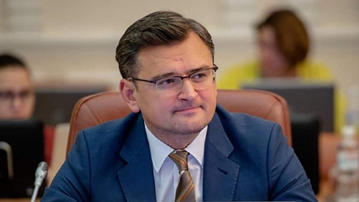 На які компроміси готова Україна, щоб повернути під контроль Донбас: пояснення Кулеби