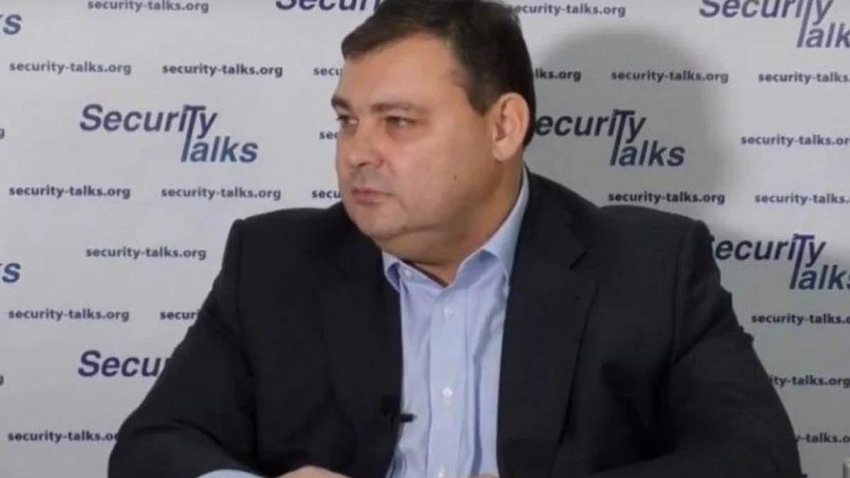 Голова СЗР України Валерій Кондратюк