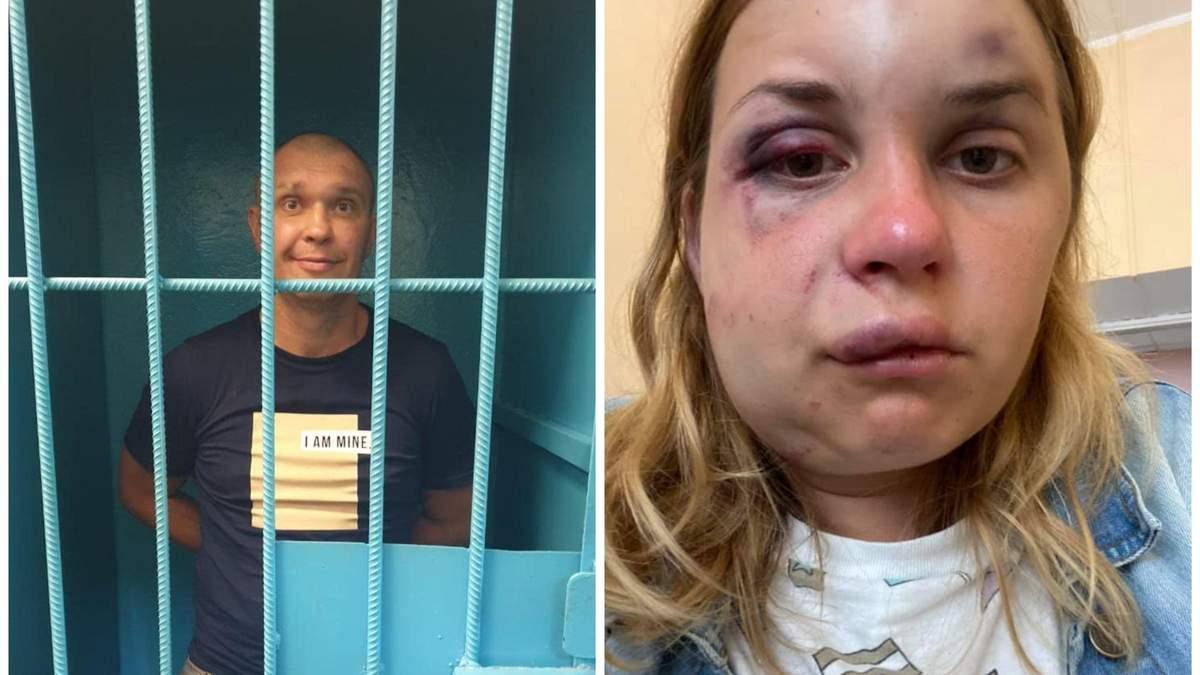 Суд обрав запобіжний захід Віталію Рудзьку: його підозрюють у побитті та спробі зґвалтування Анастасії Лугової в потязі Маріуполь – Київ
