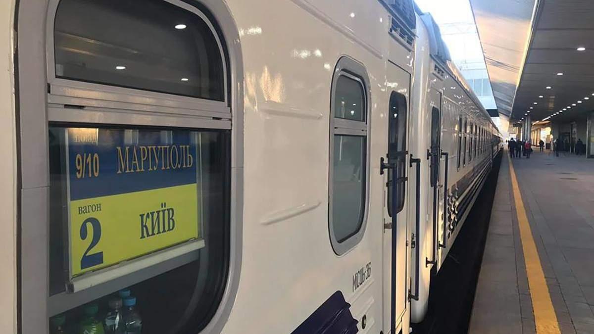 З'явилися нові деталі щодо побиття та спроби зґвалтування жінки в потязі Маріуполь – Київ