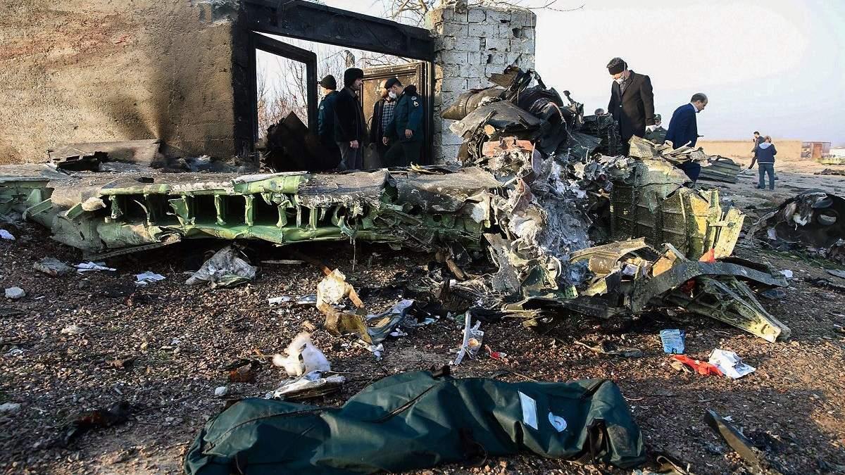 Авиакатастрофа МАУ в Иране: когда родные жертв получат компенсацию