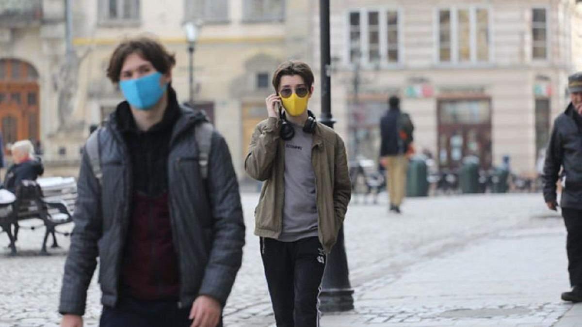 В Киеве, Львове и Харькове – антирекорды COVID-19: что об этом думают жители городов – опрос