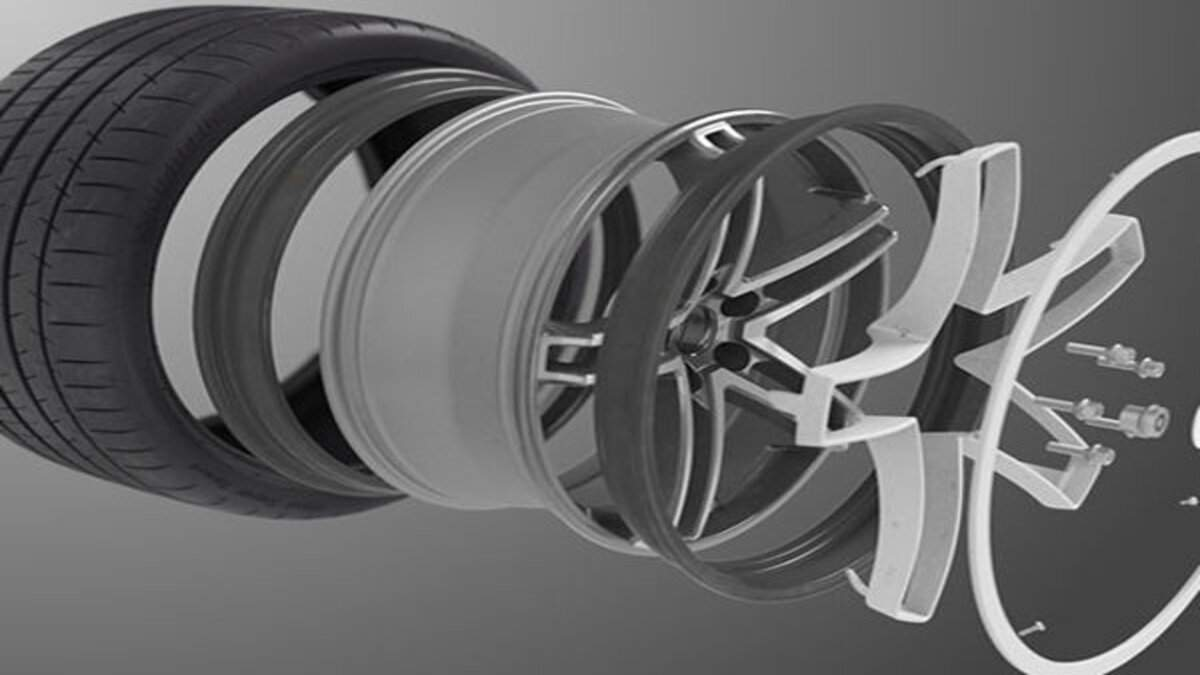 Michelin і Maxion Wheels