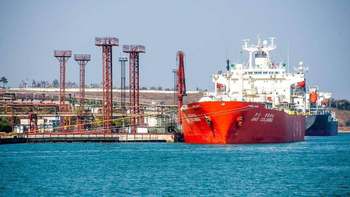 Иностранные судна в украинских портах сталкиваются с нарушением международных стандартов