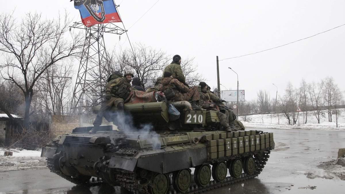 Росія погрожує офіційно постачати зброю на Донбас: реакція Міноборони