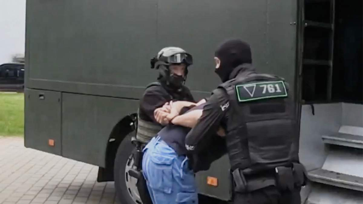 33 вагнерівців затримали у Білорусі: частина з них воювала на Донбасі