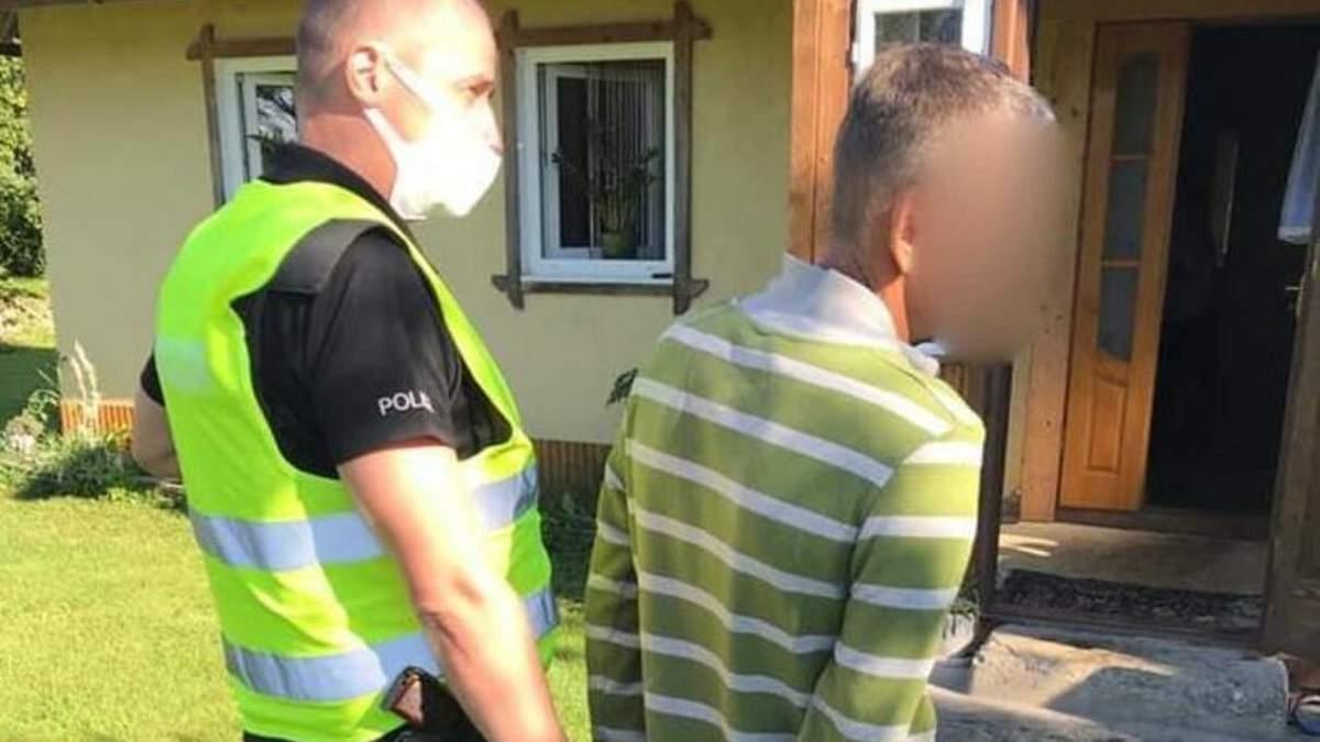 На Прикарпатье мужчина угрожал взорвать полицейских