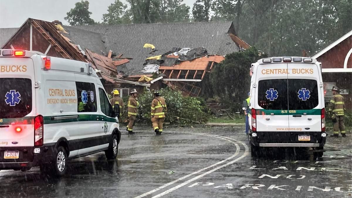 Ураган в США 2020: Исаяс накрыл побережье – фото, видео