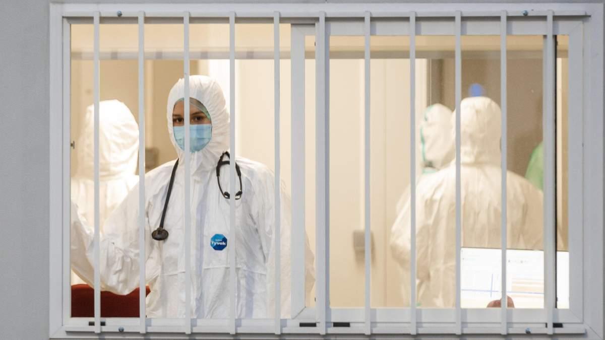 Понад третина витоків даних про пацієнтів з COVID-19 у світі припадає на Росію