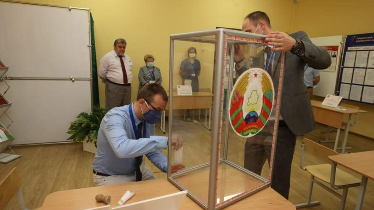 Вибори у Білорусі 2020: все про дострокове голосування