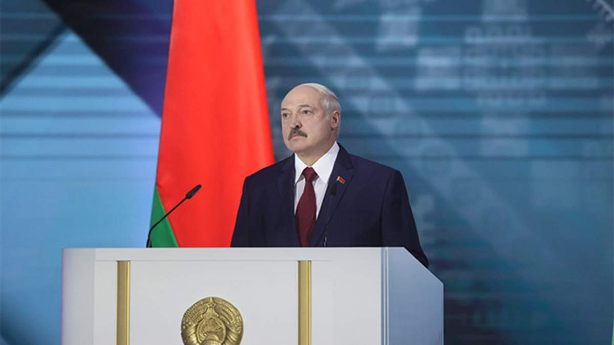 Передвиборча програма Лукашенка