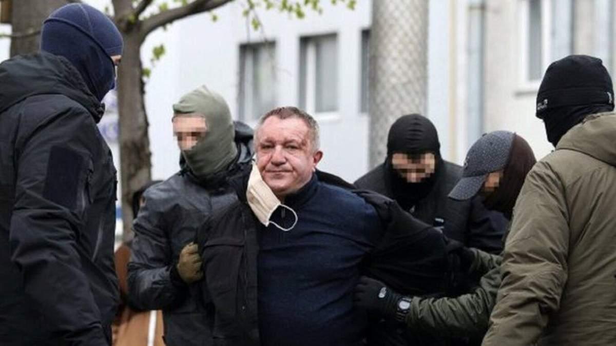 Суд продовжив арешт генерал-майору СБУ Шайтанову, якого підозрюють у держзраді