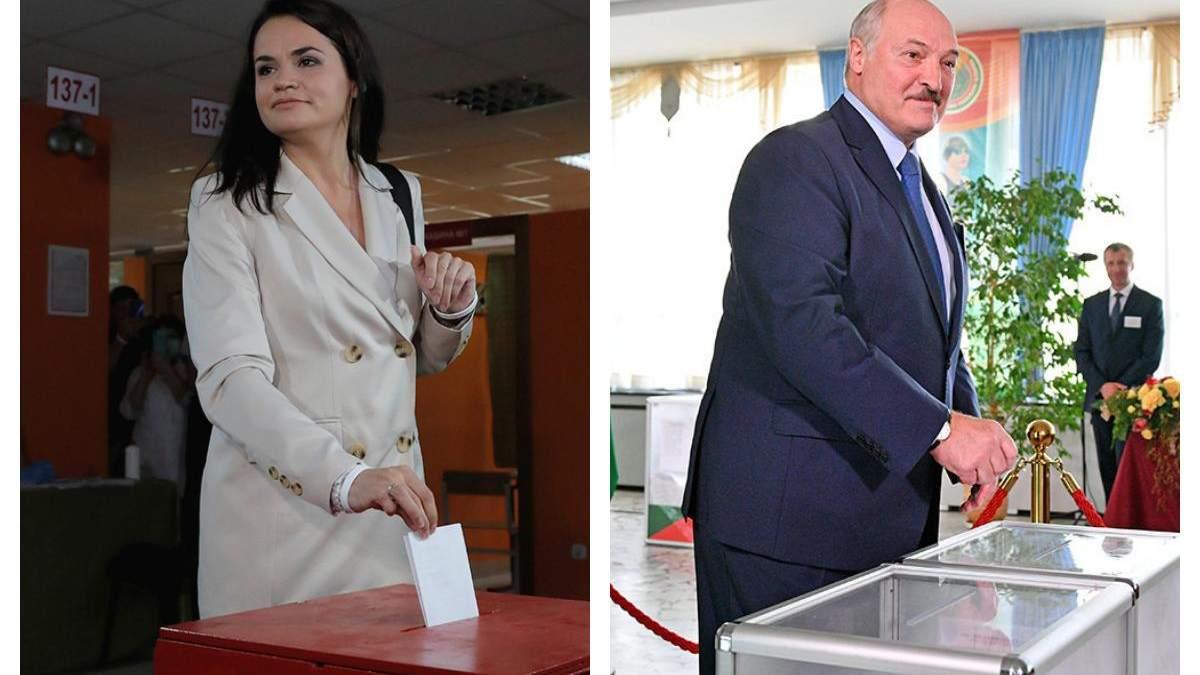 Вибори в Білорусі 2020: результати – хто переміг