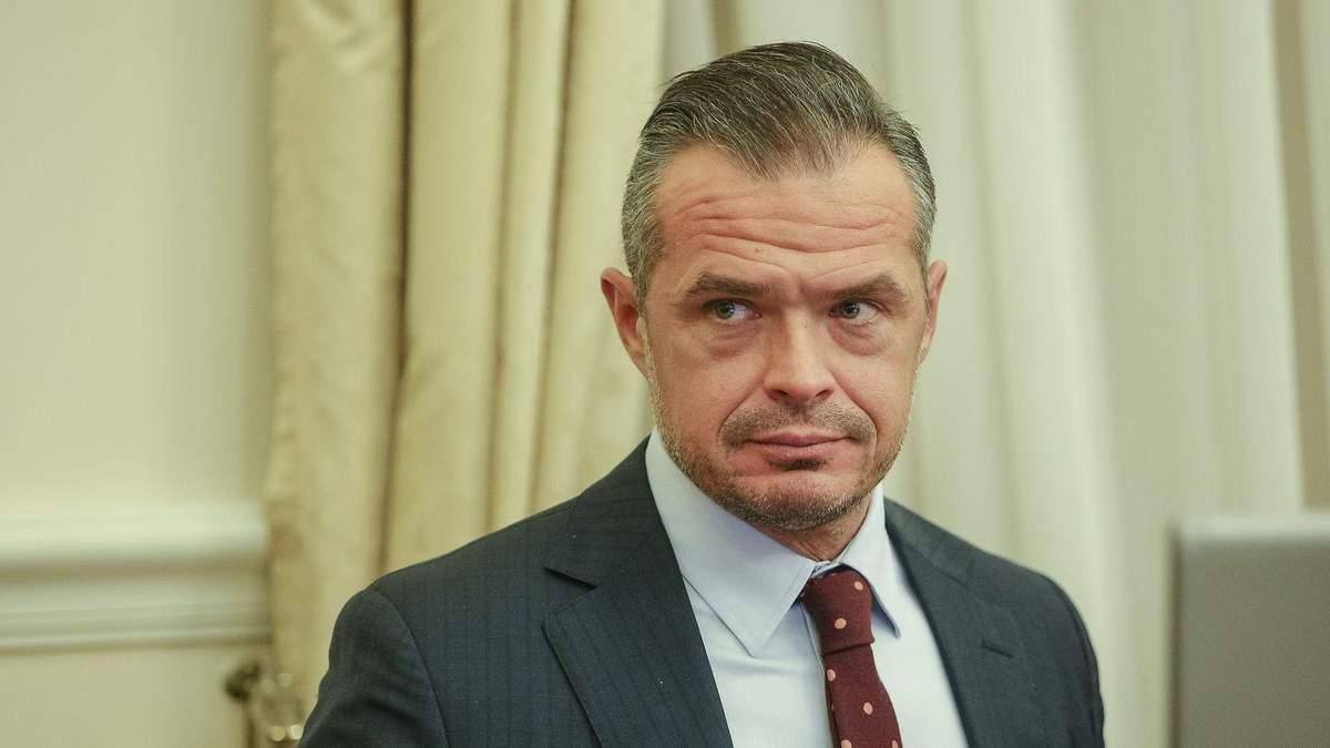 Экс-глава Укравтодора Славомир Новак
