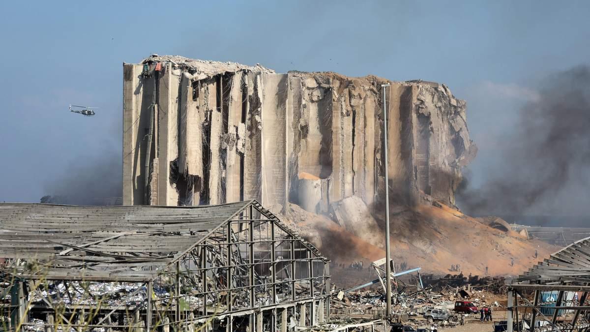 У Бейруті прогриміли два потужні вибухи 04.08.2020: фото, відео